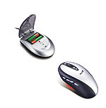 Souris Genius Wireless Netscroll + Superior Silver (bebat inc)