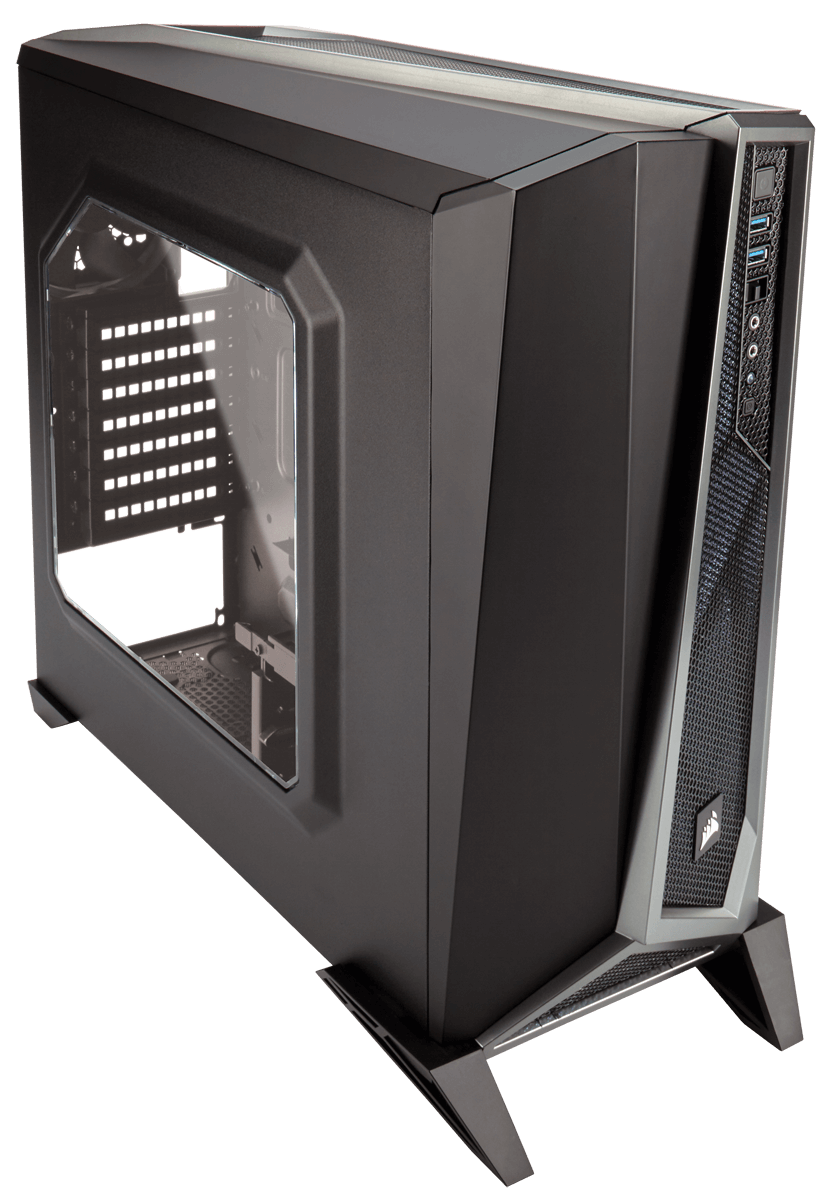 Corsair Carbide Series SPEC-ALPHA Black/Silver