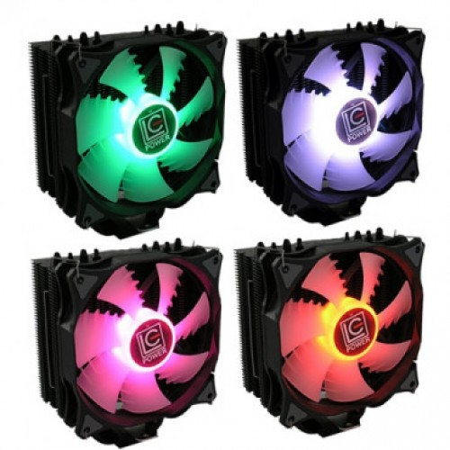 LC-Power Cosmo Cool LC-CC-120RGB 775/1150/1156 AM2/AM3
