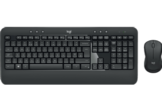 Logitech kit Clavier Souris Advanced Combo MK535
