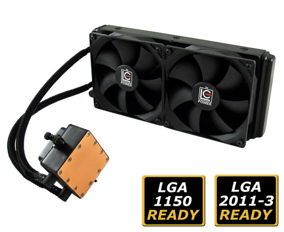 LC-Power Liquid LC-CC-240-LiCo WaterCooling