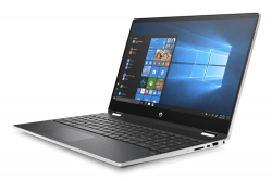 HP Pavilion X360 15-DQ1017NB Tactile