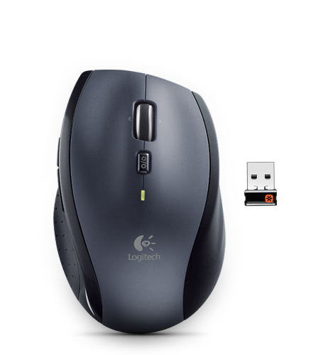 Logitech Wireless Mouse Laser Marathon M705